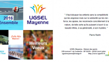 Voeux UGSEL Mayenne 2016